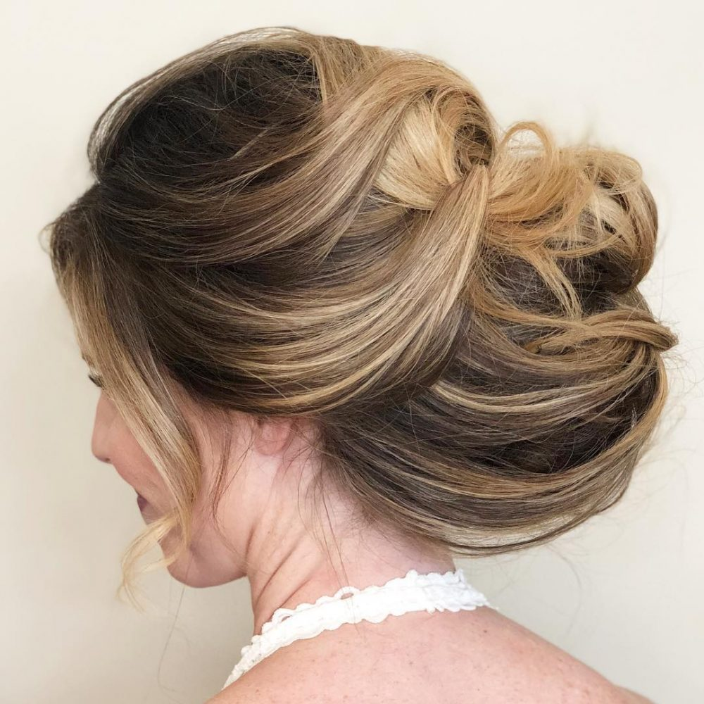 Sophisticated & Very Glam hairstyle