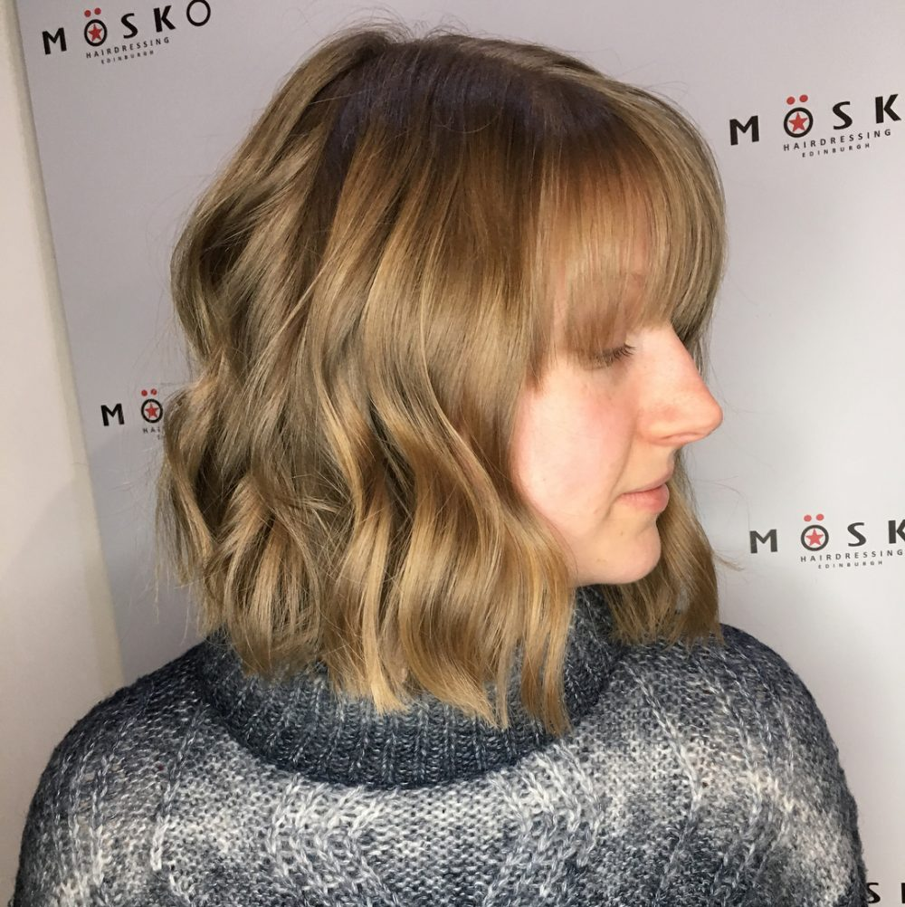 Sophisticated Fun hairstyle