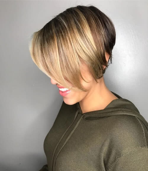 Magnificent Top 26 Short Bob Hairstyles Amp Haircuts For Women In 2017 Hairstyles For Men Maxibearus