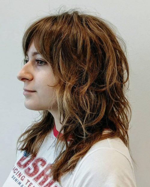 37 Chic Medium Length Wavy Hairstyles in 2018