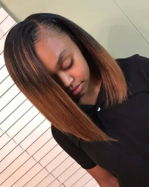 Top 15 Side Part Bob Haircuts Trending In 2020