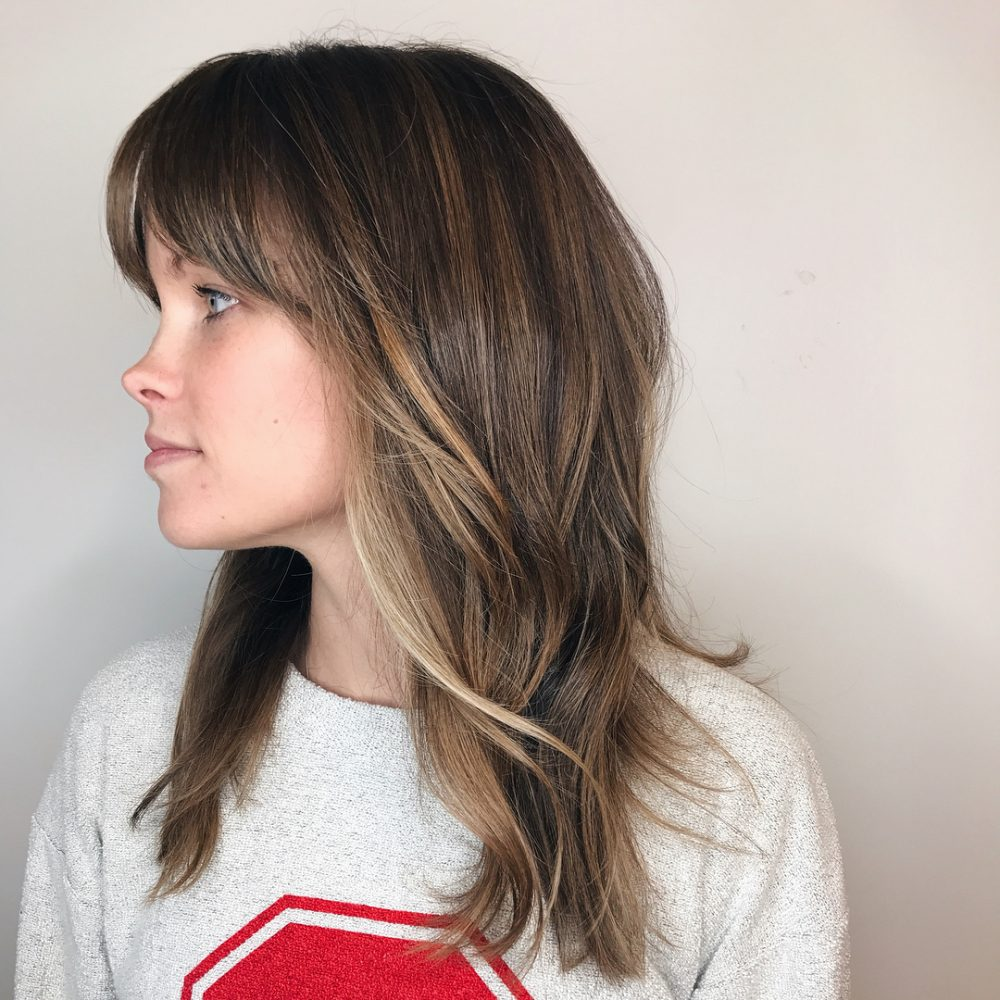 25 Most Flattering Haircuts For Oval Faces In 2018