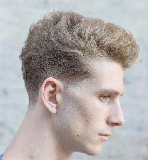 The Pompadour Done Right Is One Of Most Attractive Male Hair Styles All