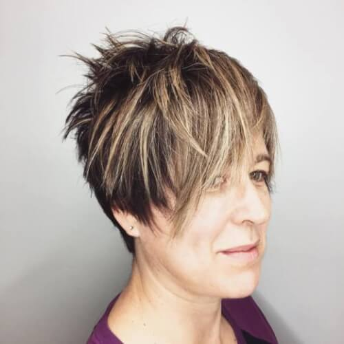Over 50 Hairstyles shorthairstylesover50hairstylesover60 37 Chic Short Hairstyles For Women Over 50