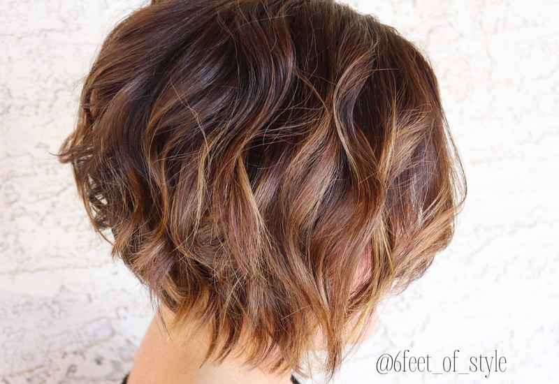 28 Cute Stacked Bob Haircuts Trending In 2020