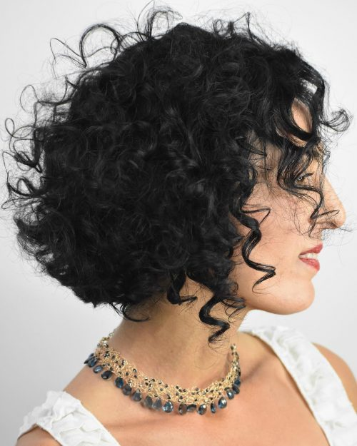42 Curly Bob Hairstyles That Rock In 2019