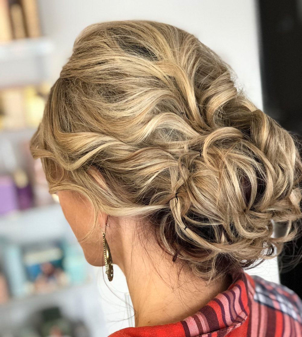 Stand Out Updo hairstyle