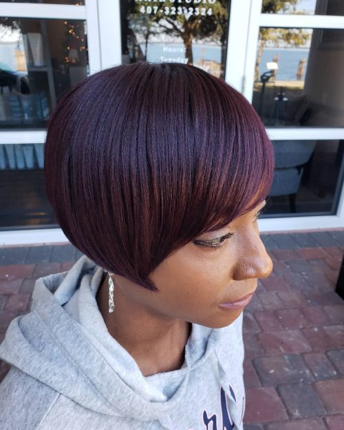 27 Hottest Short Hairstyles For Black Women For 2021