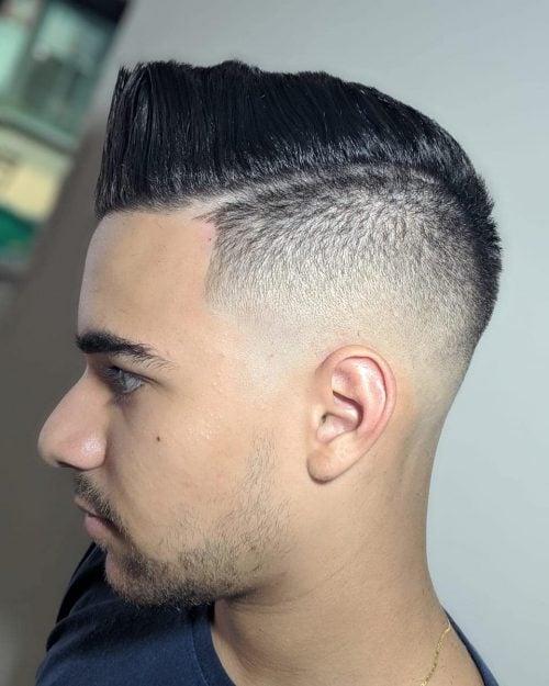 Men Haircuts 2019 Fade 86