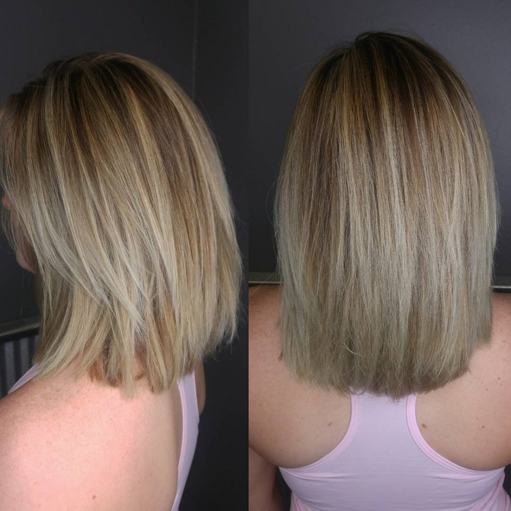 Super Texture hairstyle