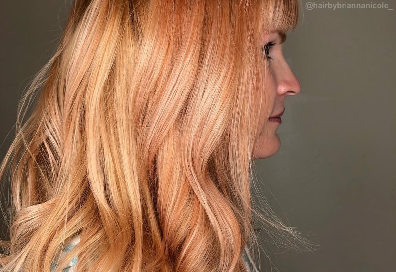 21 yummiest strawberry blonde hair colors for 2019