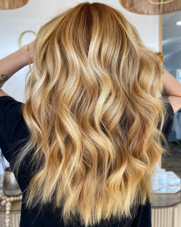 Strawberry blonde hair natural 10 Strawberry