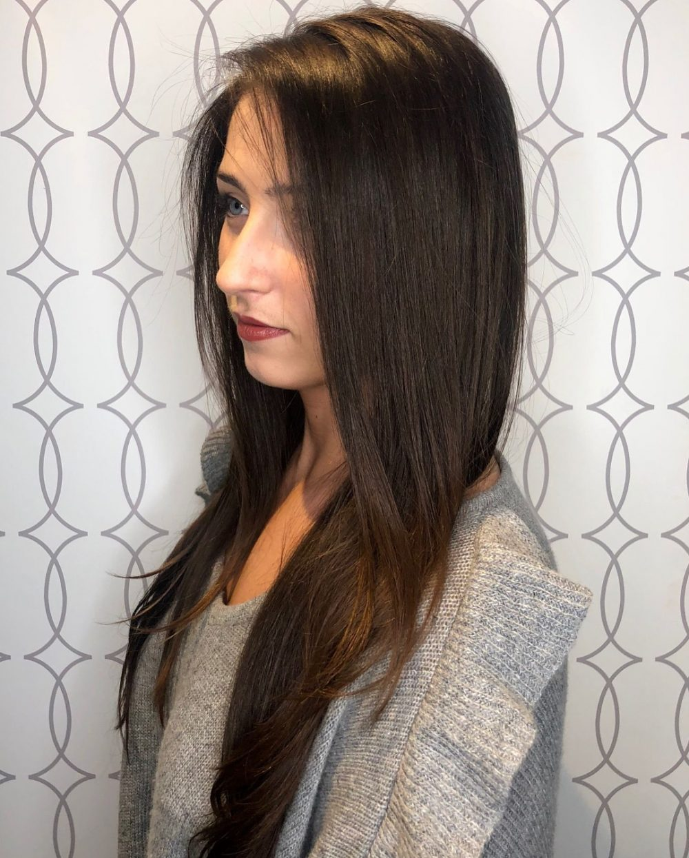 Stunning Length hairstyle