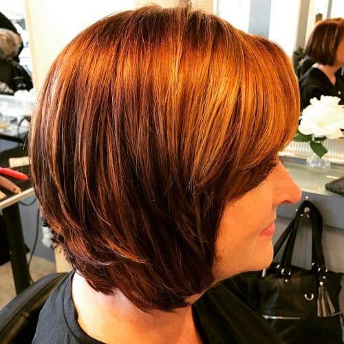 Stylishly Simple hairstyle