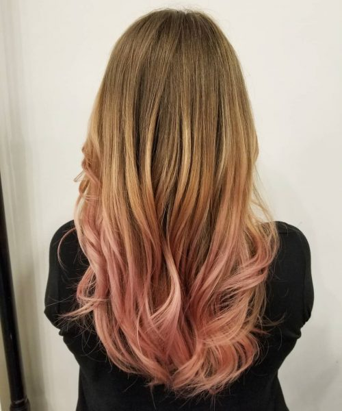19 Best Rose Gold Hair Color Ideas For 2021