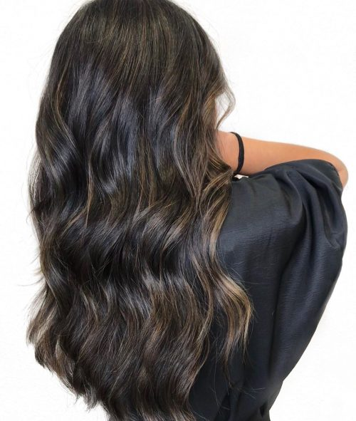 13 Incredible Balayage Dark Brown Hair Colors For 2019