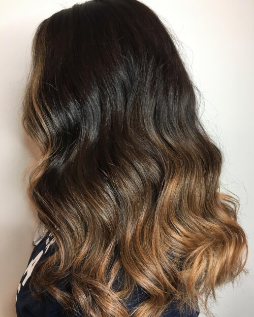 Top 25 ombre hair color ideas trending for 2017 subtle ombre hair color urmus Image collections