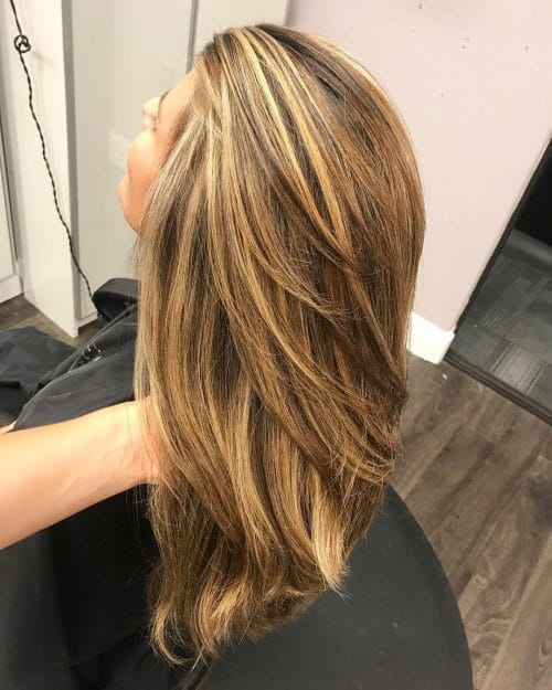 Sultry Layers hairstyle