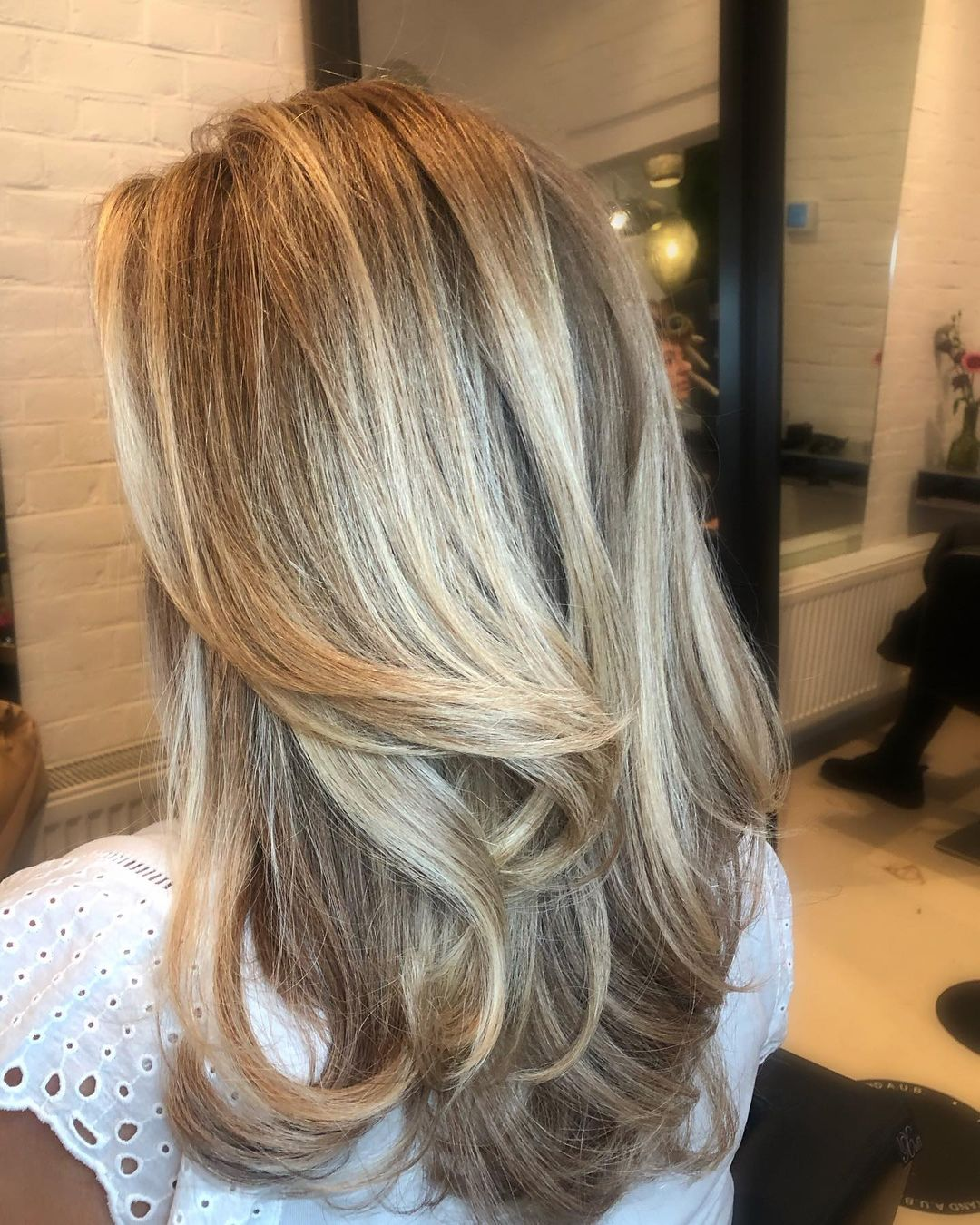 49 Stunning Brown Hair With Highlights For 2021