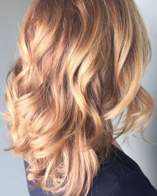 Light Strawberry Blonde Hair Color Chart Find Your Perfect Hair Style