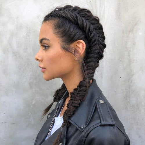 33 Very Edgy Hairstyles To Copy In 2020