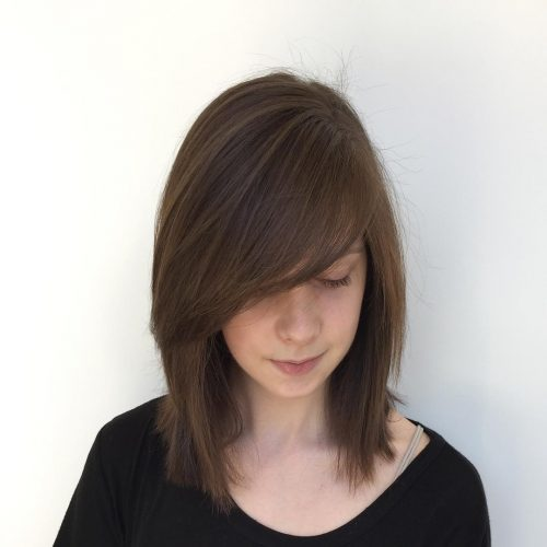 Super Sweeping Side Fringe