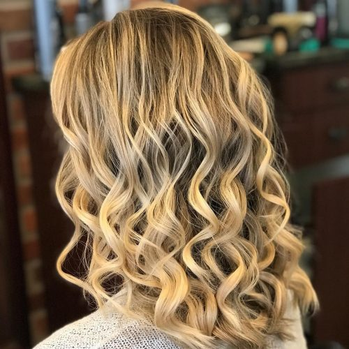 36 Curled Hairstyles Tending In 2018 So Grab Your Hair
