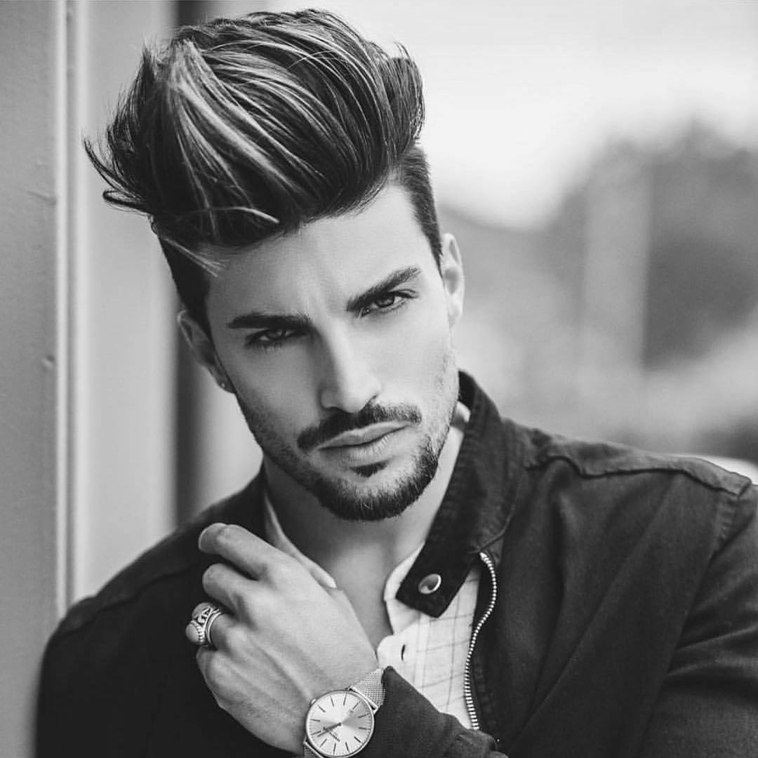 mens undercut hair style haircut diagram disconnected quiff haircuts models ideas 3276