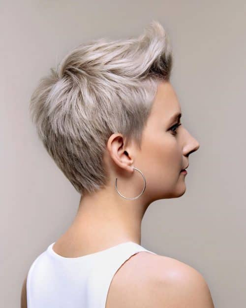 46 easytomanage short hairstyles for fine hair