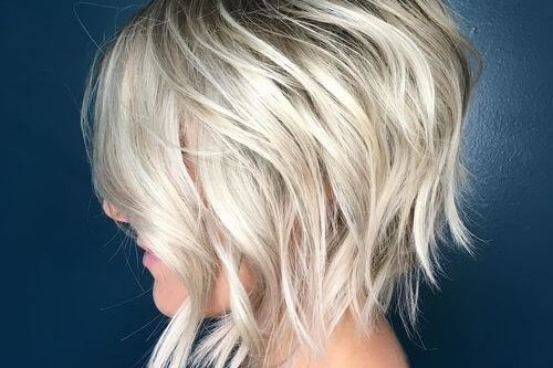Bobs Hairstyles best bob hairstyles Textured Bob