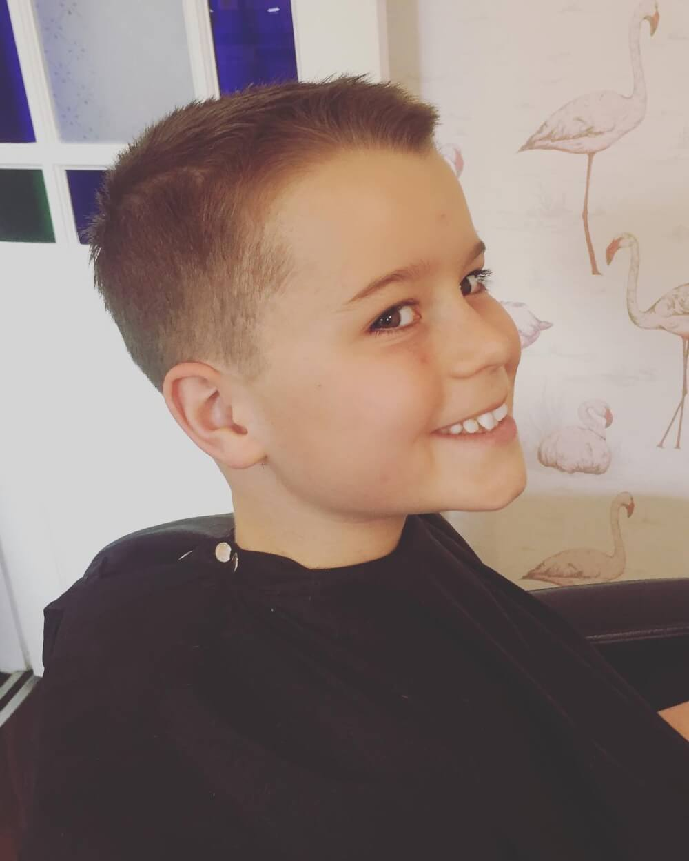 31 Cutest Boys Haircuts for 2018: Fades, Pomps, Lines & More