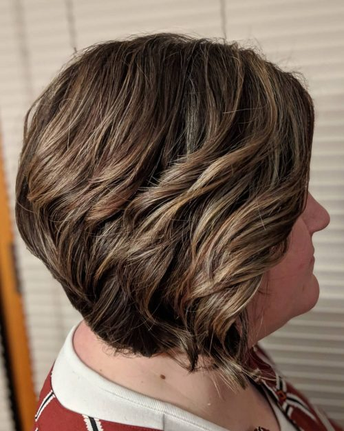 28 Perfectly Cut Short Hair For Round Face Shapes Ideas For 2020