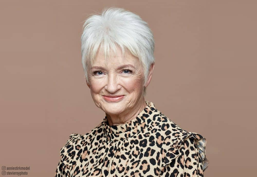 18 Modern Haircuts For Women Over 70 To Look Younger Pictures Tips