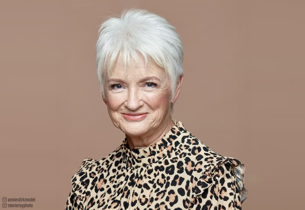 19 Modern Haircuts For Women Over 70 To Look Younger Pictures Tips