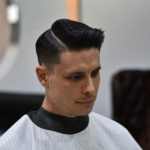 16 Side Part Haircuts For Men That Are Classic Meets Modern