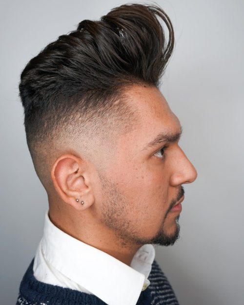 13 Mid Fade Haircuts For Men Trending In 2021