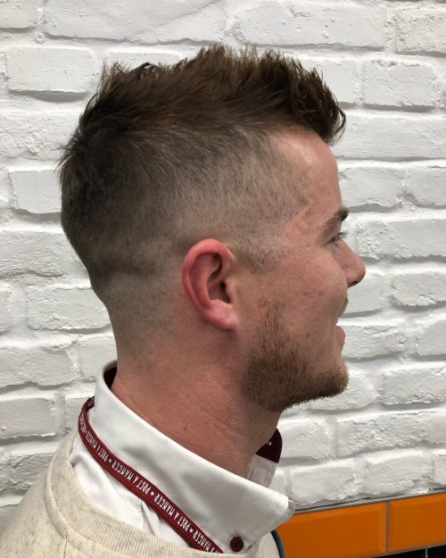 The Messy Ivy League Haircut