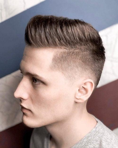 El corte de pelo moderno de la Ivy League