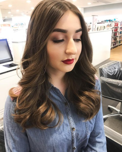 Perfect Prom Hairstyles: 30 Prom Hairstyles For Long Hair That Are Gorgeous