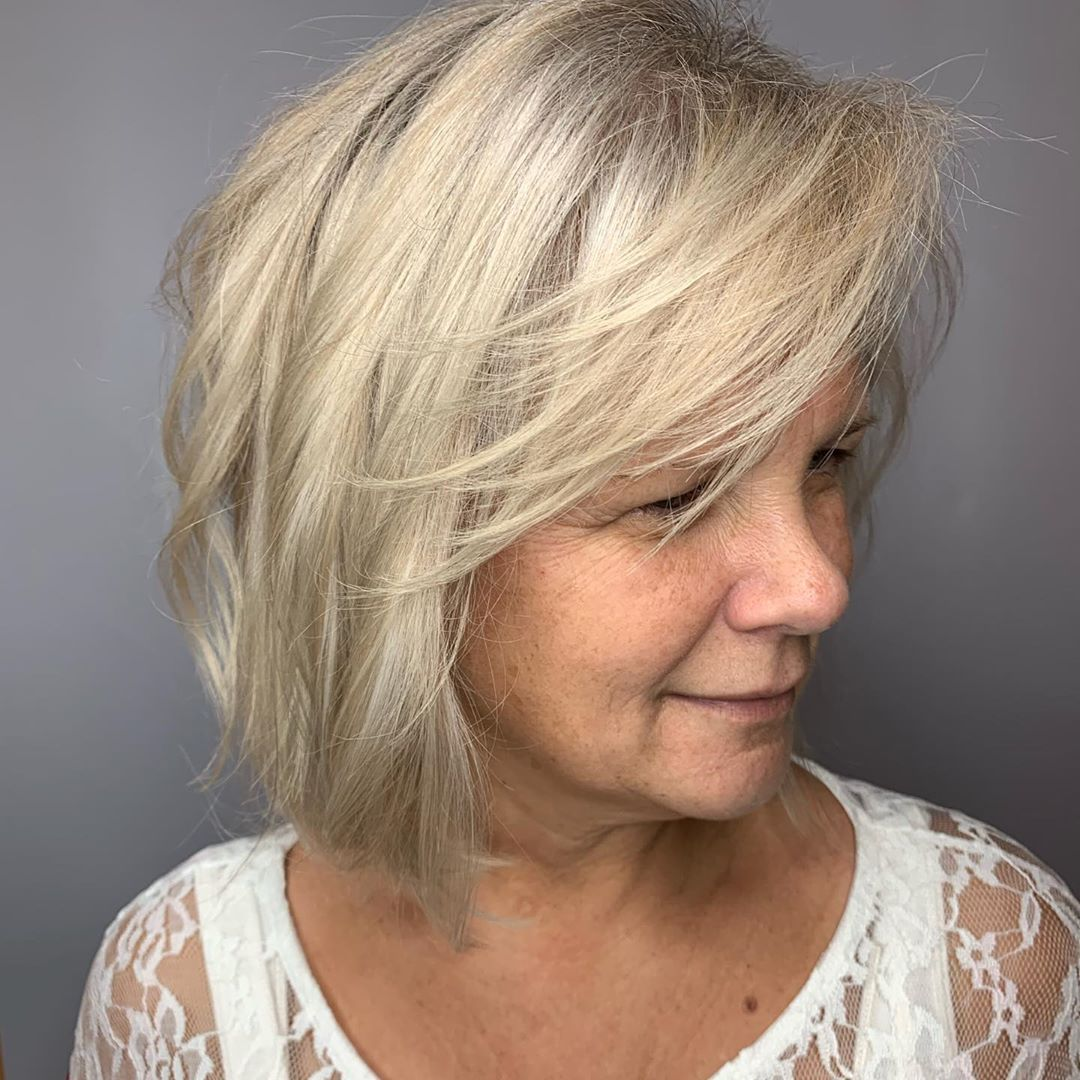 18 Classy Bob Haircuts for Older Women 18 Trends