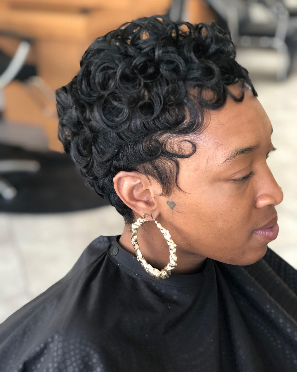 23 Hottest Short Hairstyles For Black Women For 2019