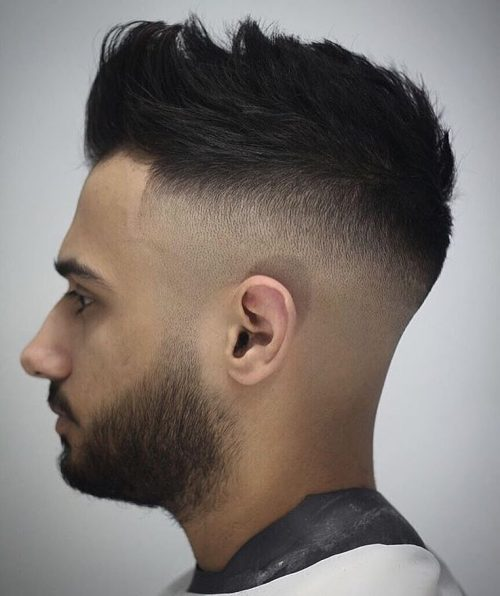 new hair cut style for man 49 coolest haircuts for in 2018 8587 | thick hair mens short 500x596