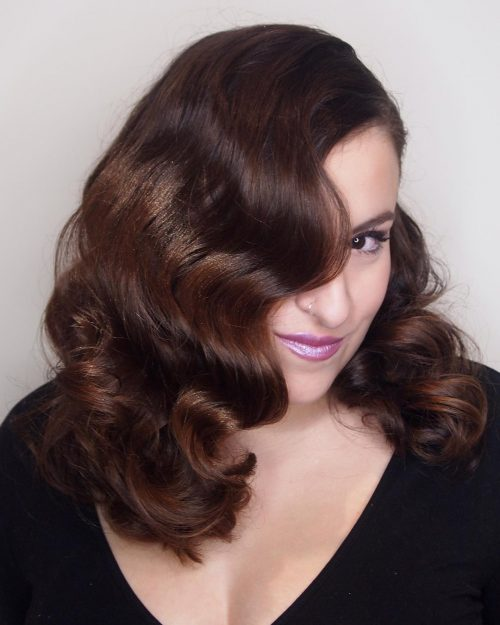 55 Perfect Hairstyles For Thick Hair Popular For 2019