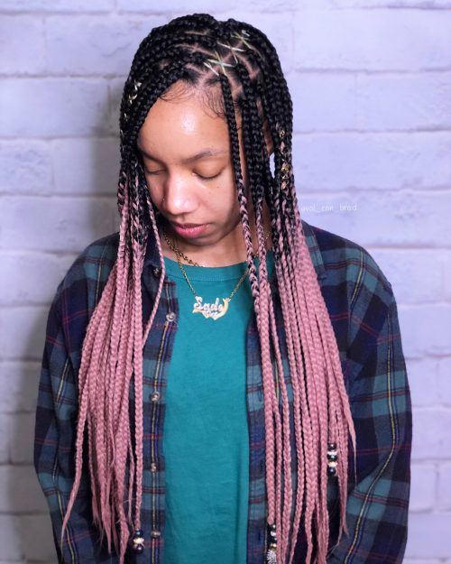 16 Hot Lemonade Braids Inspired By Beyonc 233