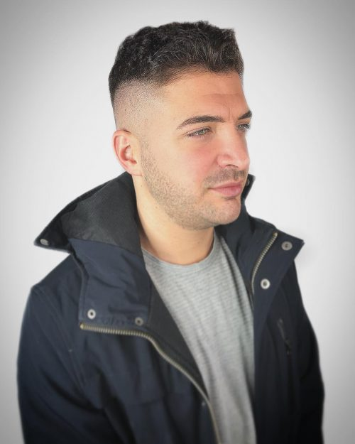 99dd92f6b44 45 Best Men s Fade Haircuts in 2019 (Every Type of Fade You Can Get)