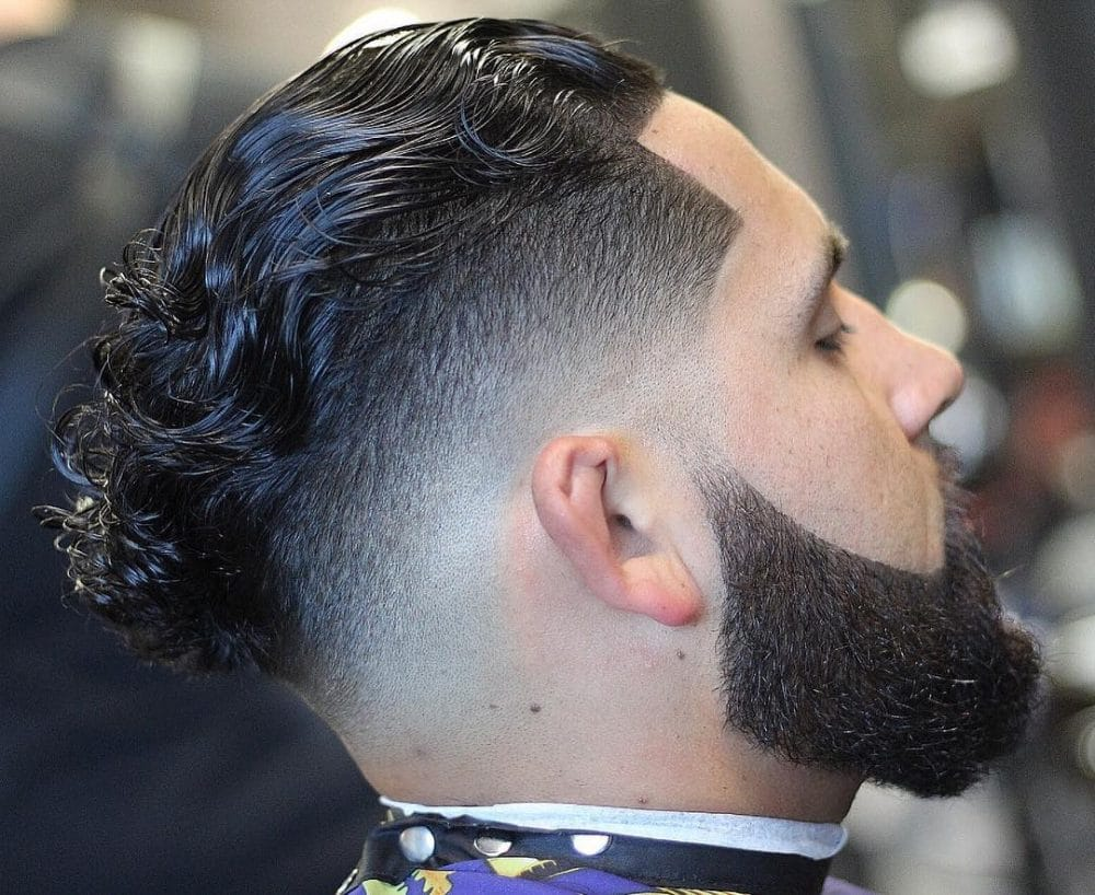 Tight Low Fade hairstyle