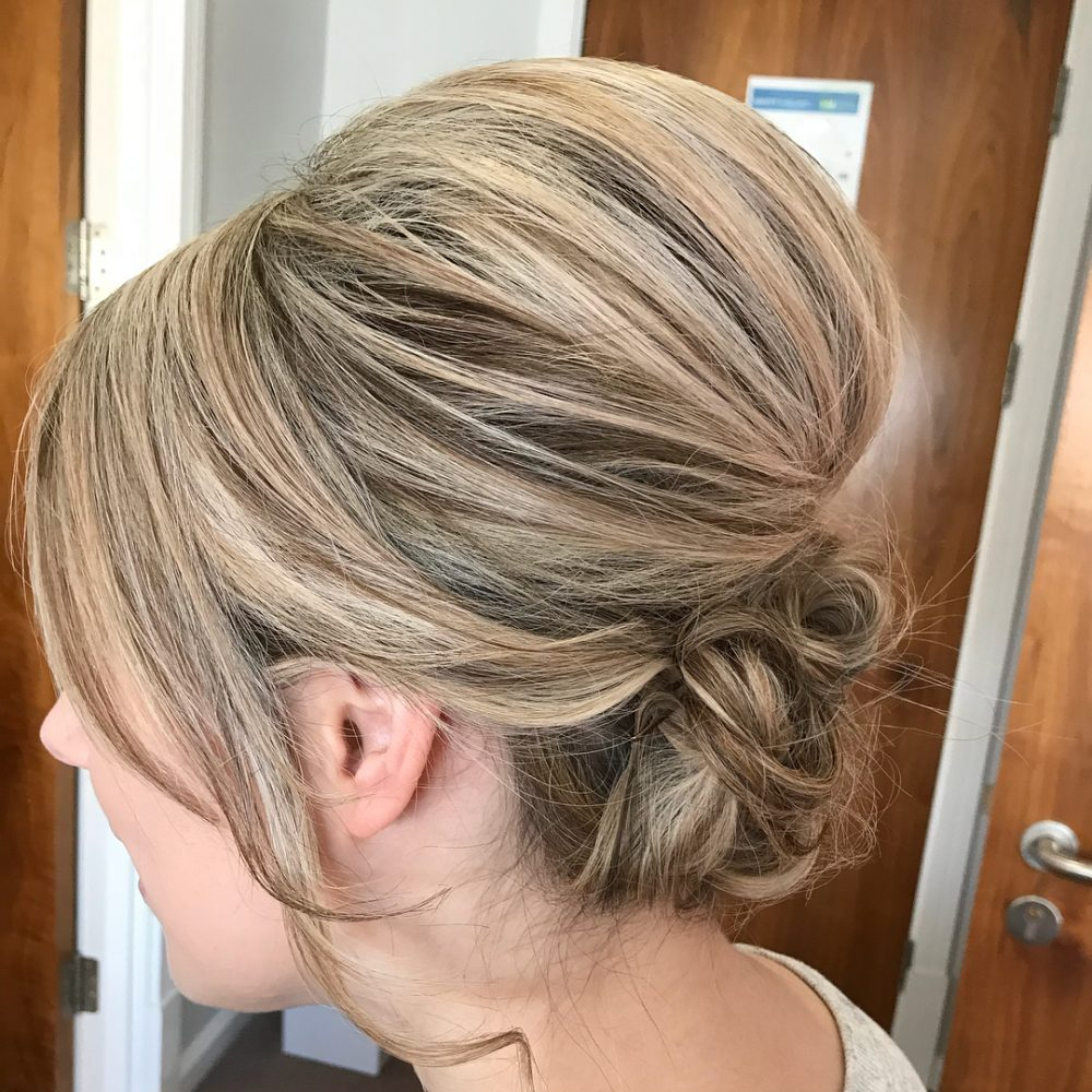 Timeless Elegance hairstyle