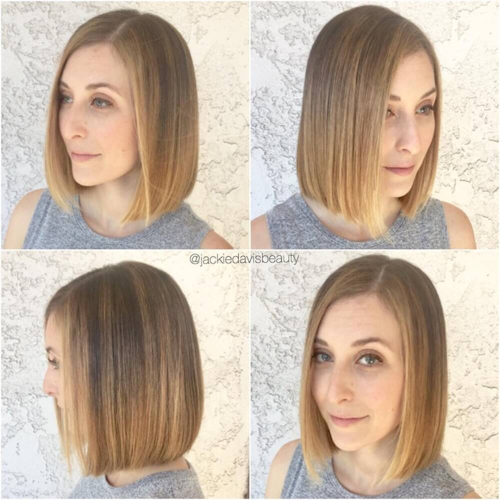 Timeless Chic hairstyle