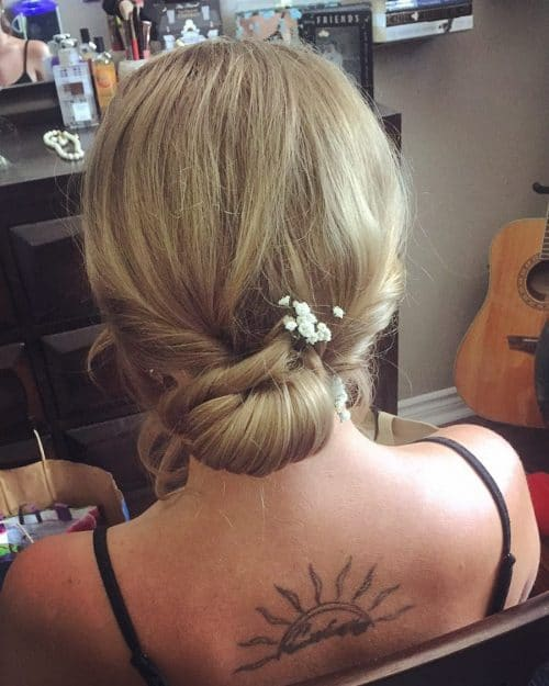 Timeless and Classy hairstyle