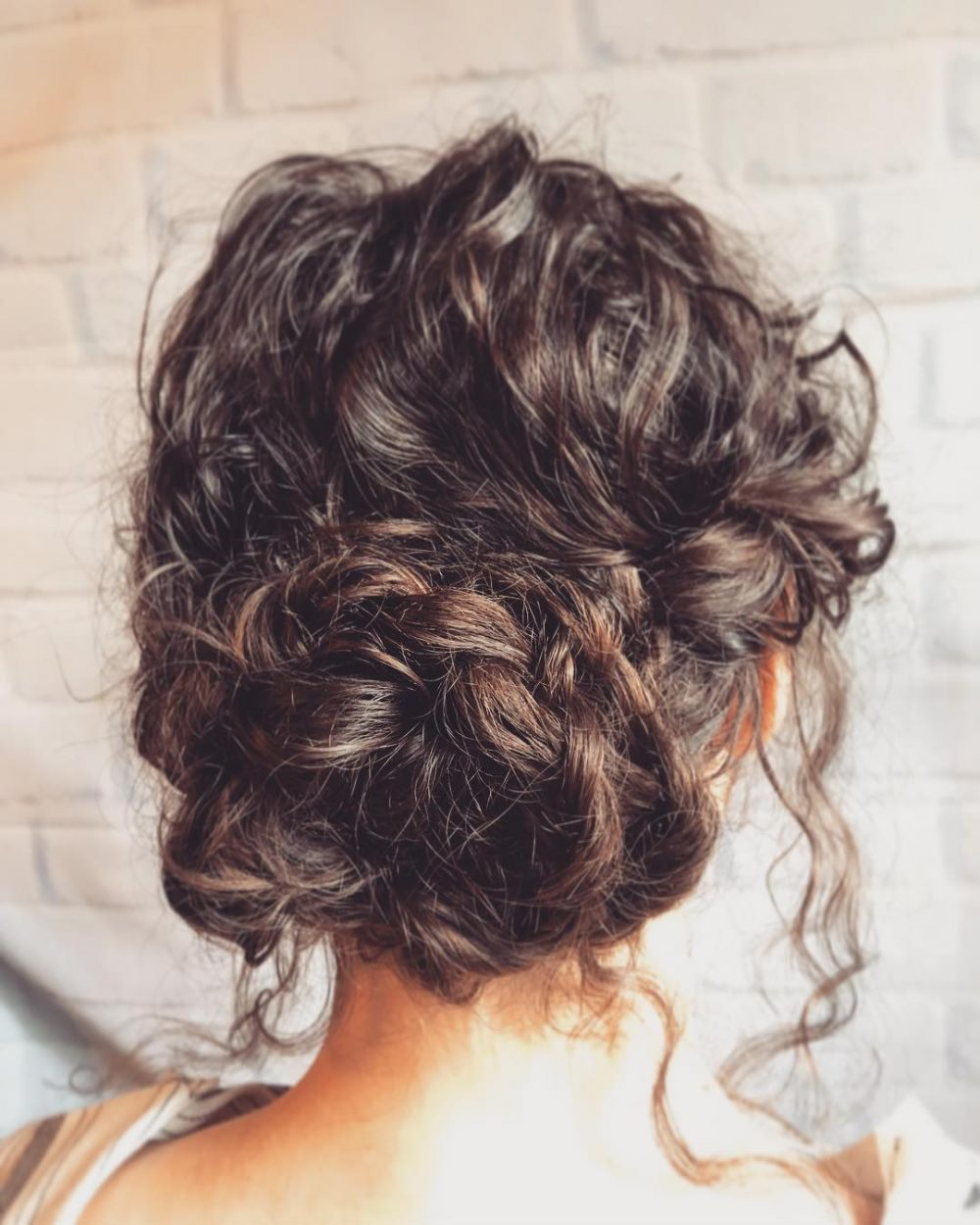 Total Goddess hairstyle